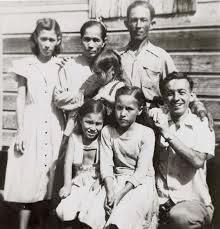 Taso Zayas y familia
