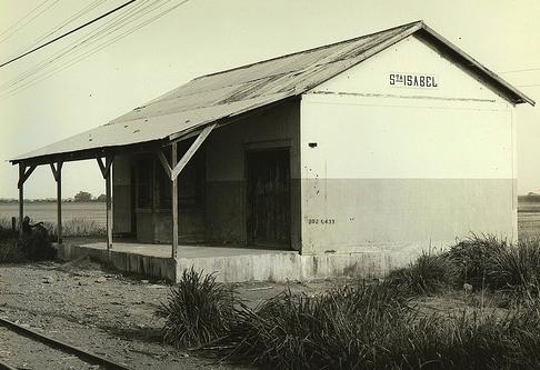 El documental filmado en la estación del tren