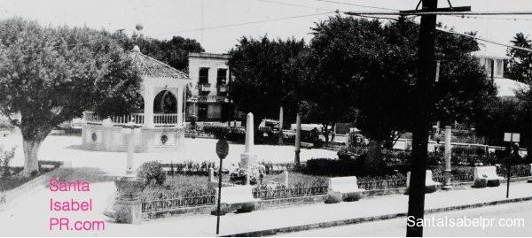 Plaza Santa isabel